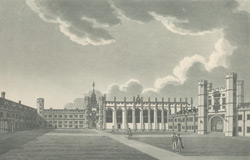 Part of the Great Court, Trinity College, Cambridge